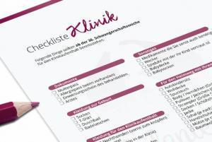 Checkliste-Krankenhaus